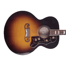Jumbo Acoustic Guitars