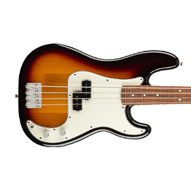 Precision Bass Guitars