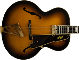 D'Angelico B-Style Guitars