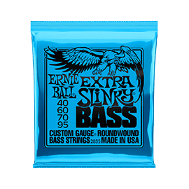 Ernie Ball Bass Guitar Strings