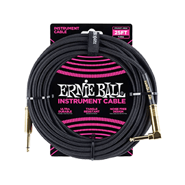 Ernie Ball Guitar Cables
