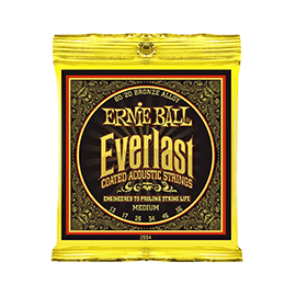 Ernie Ball Everlast Acoustic Guitar Strings