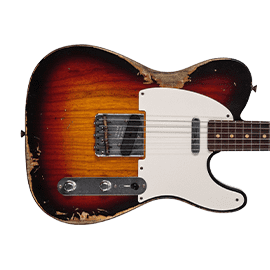 Fender Custom Shop Telecaster Guitars