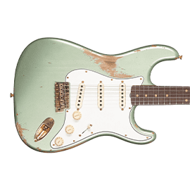Fender Custom Shop Stratocaster Guitars
