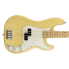 Fender Player Series Precision Basses