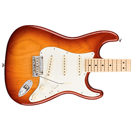 Fender American Professional Stratocaster Guitars