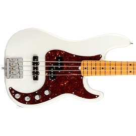 Fender American Ultra Series Precision Basses