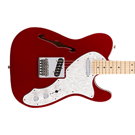 Fender Deluxe Series Guitars