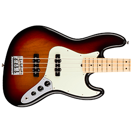 Fender Jazz Bass Guitars