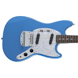 Fender Mustang Guitars