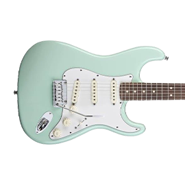 Fender Custom Stratocaster Guitars