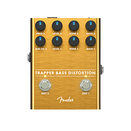 Fender New for 2020 Pedals