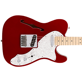 Fender Deluxe Series Telecaster Guitars