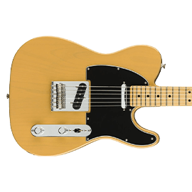 Guide to Telecaster Guitars