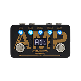 Hotone Binary Series Pedals