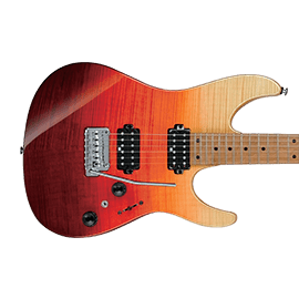 Ibanez AZ Series Guitars