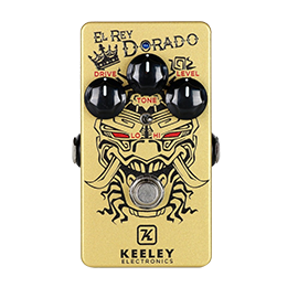 Keeley Distortion & Overdrive Pedals