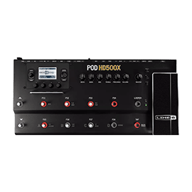 Line 6 POD Multi-FX & Audio Interfaces