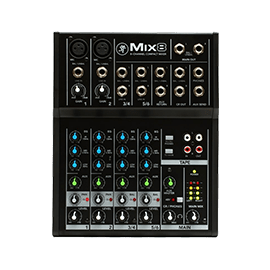 Mackie Mix Series Mixers