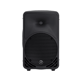Mackie SRM PA Speakers