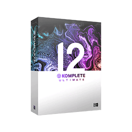 Native Instruments Komplete Software & Bundles