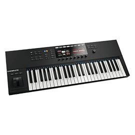 Native Instruments Komplete Kontrol Keyboards