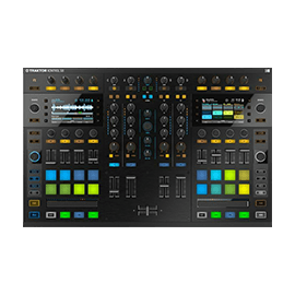 Native Instruments Traktor DJ Equipment