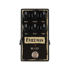 Best-Selling Overdrive & Distortion Pedals
