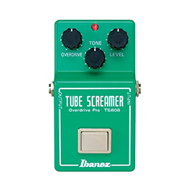 Tube Screamer Style Overdrive Pedals