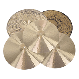 Paiste Traditional Cymbals