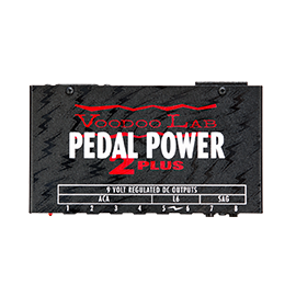 Voodoo Labs Pedal Power Supplies