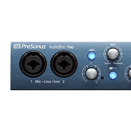Presonus Audiobox Interfaces