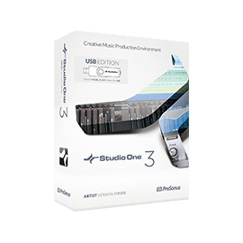Presonus Studio One Software