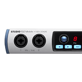 Presonus Studio Series Interfaces