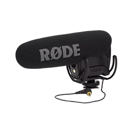 Rode Video Microphones