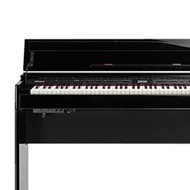 Extended Finance Pianos