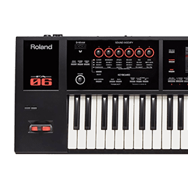 Roland FA Series Synths