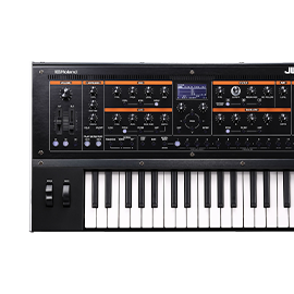 Roland Jupiter Series Synths