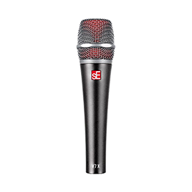 sE Electronics Dynamic Microphones