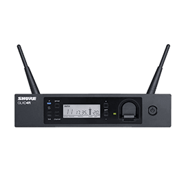 Shure GLX-D Digital Wireless Systems