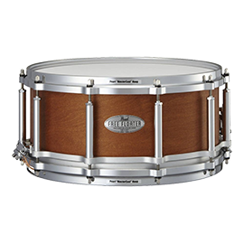 Mahogany Snare Drums