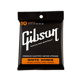 Gibson Brite Wires Guitar Strings