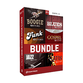 Toontrack MIDI Packs