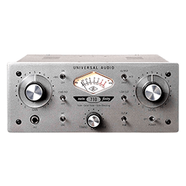 Universal Audio Twin-Finity Mic Preamps