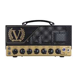Victory Sheriff Amps