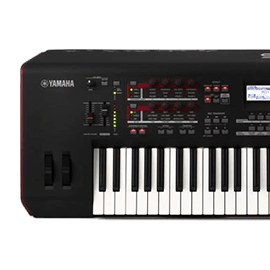 Yamaha MOXF Synthesizers