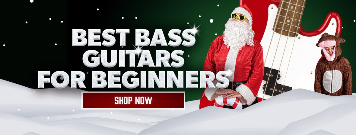 Best Bass Guitars For Beginners
