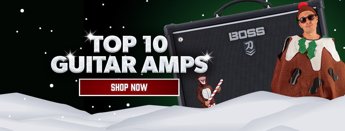 Best Guitar Amps for Christmas!
