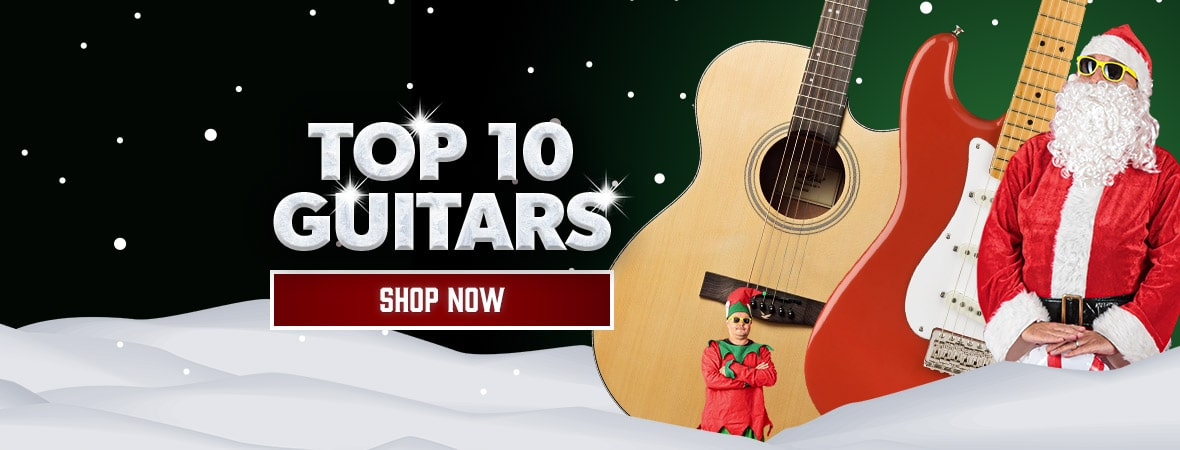 Best Guitars for Christmas!