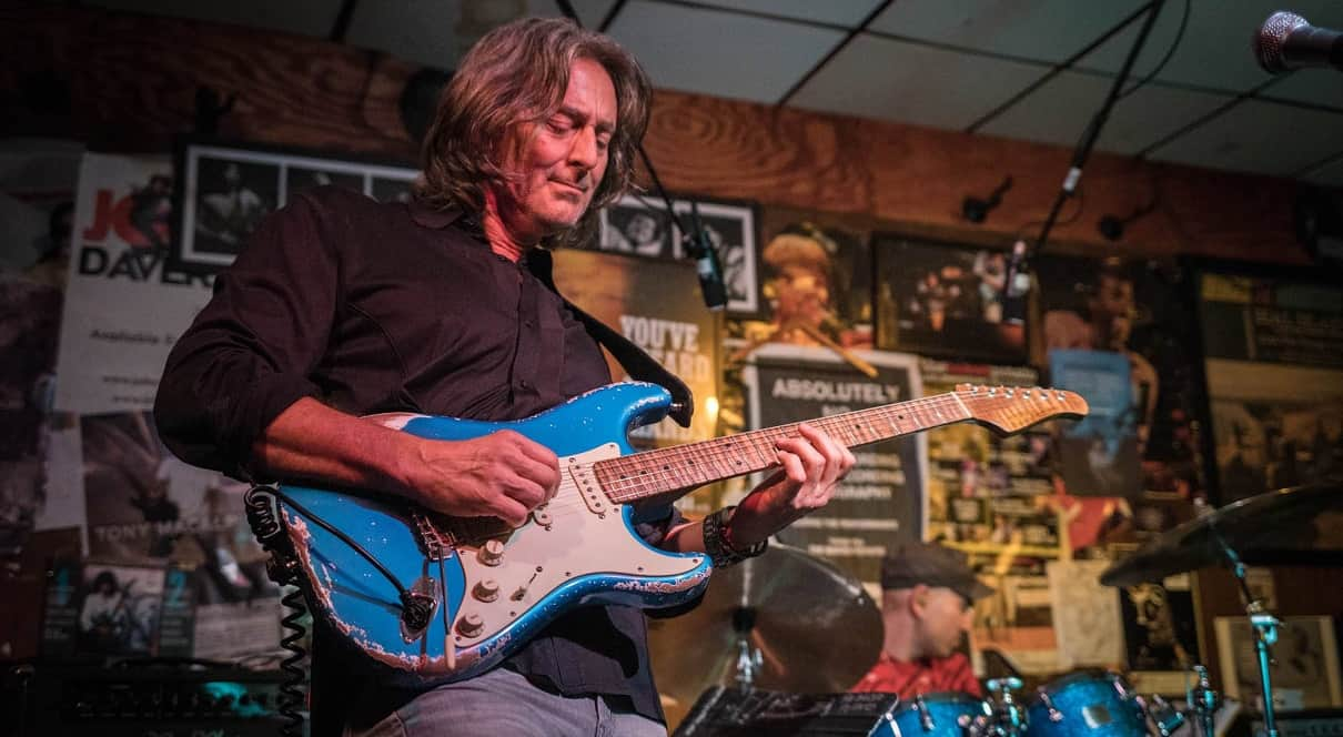 Andertons Music Co. Events - Allen Hinds Masterclass